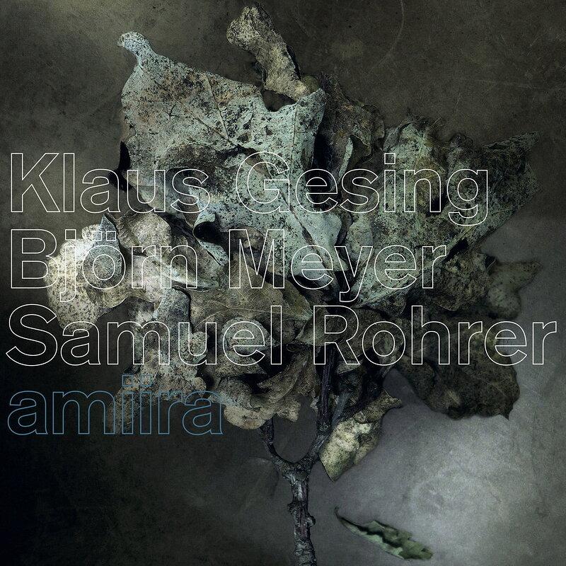 Cover art - Klaus Gesing, Björn Meyer & Samuel Rohrer: Amiira