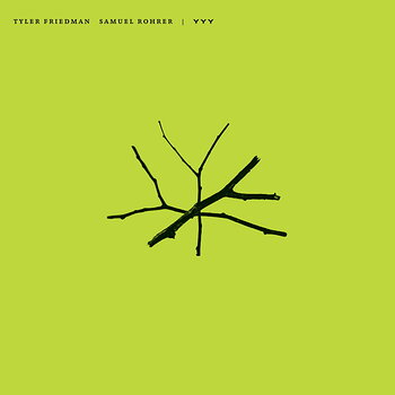 Cover art - Tyler Friedman, Samuel Rohrer: YYY