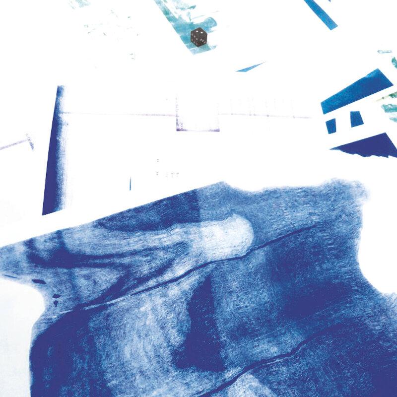 Cover art - Félicia Atkinson & Jefre Cantu-Ledesma: Comme Un Seul Narcisse