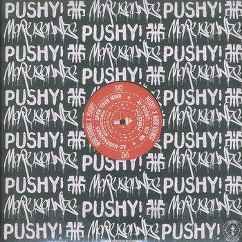 Cover art - Moresounds vs Pushy!: EP