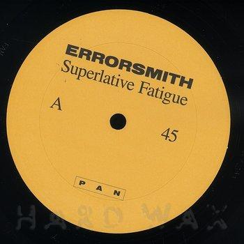 Cover art - Errorsmith: Superlative Fatigue