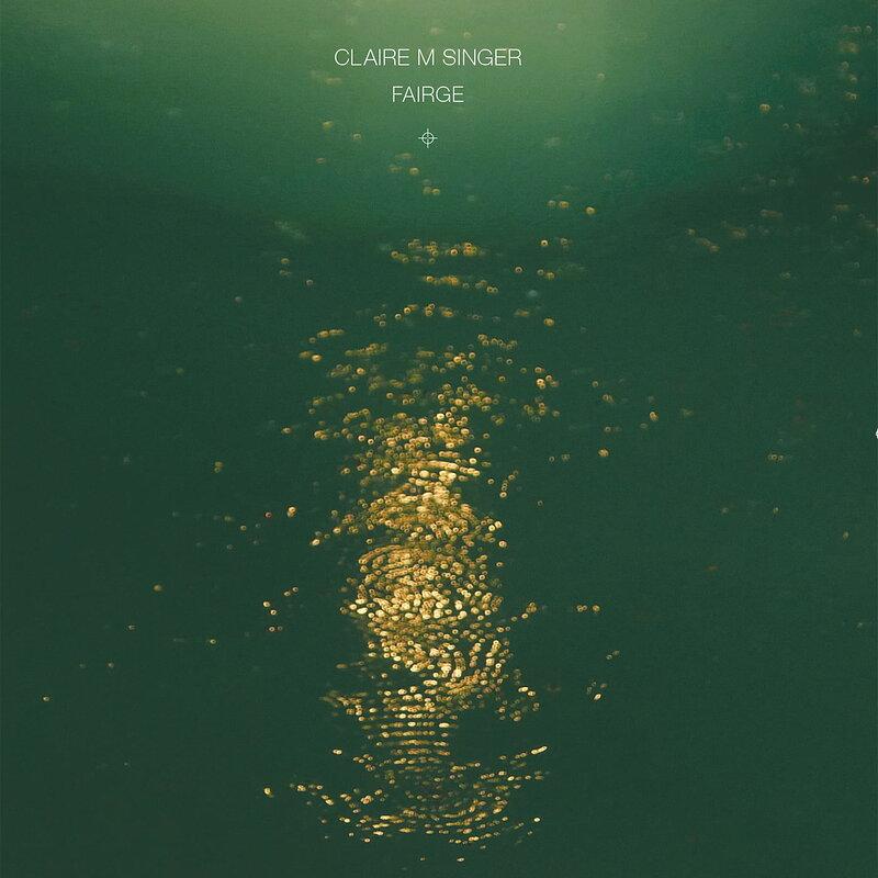 Cover art - Claire M Singer: Fairge