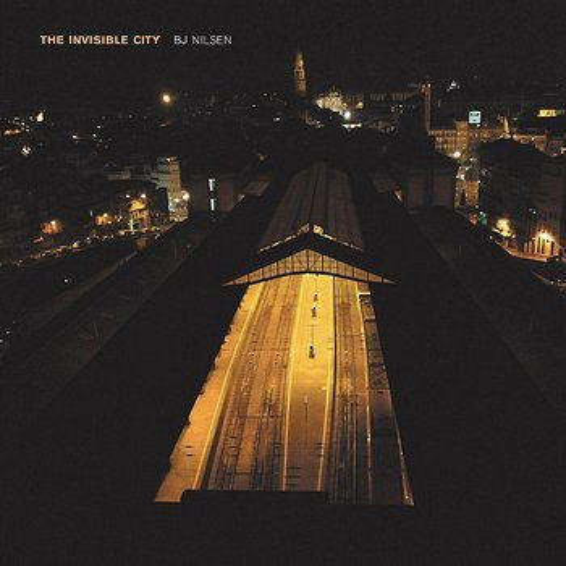 Cover art - BJNilsen: The Invisible City