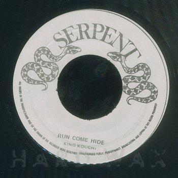 Cover art - King Kouchi: Run Come Hide