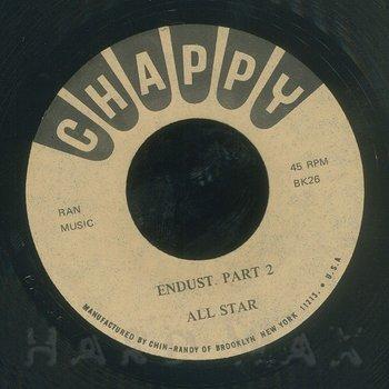 Cover art - Randy's All Stars: Endust Part 1