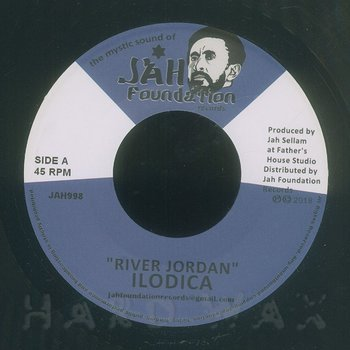 Cover art - Ilodica: River Jordan