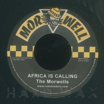 Cover art - The Morwells: Africa Is Calling