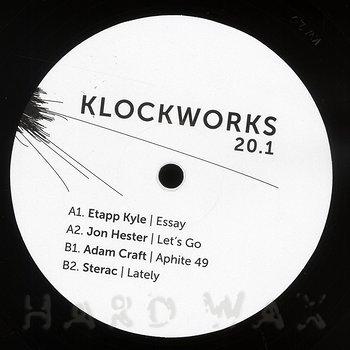 Cover art - Various Artists: Klockworks 20.1