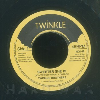 Cover art - Twinkle Brothers: Sweeter She Is