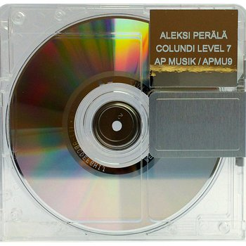 Cover art - Aleksi Perälä: The Colundi Sequence Level 7