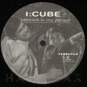 Cover art - I:Cube: Mingus In My Pocket