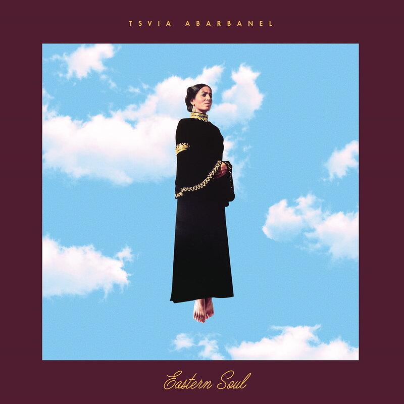 Cover art - Tsvia Abarbanel: Eastern Soul