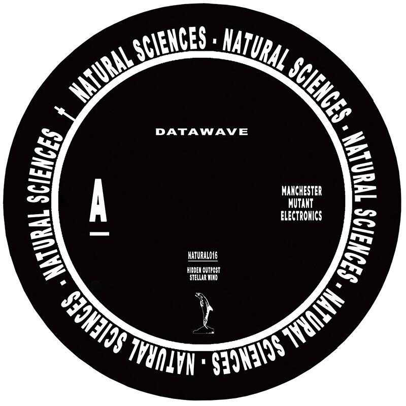Cover art - Datawave: Datawave