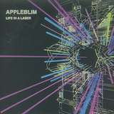 Cover art - Appleblim: Life In A Laser