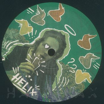 Cover art - Helix: Greatest Hits Vol.3 Sampler