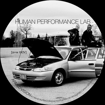 Cover art - Human Performance Lab: Armed Vision