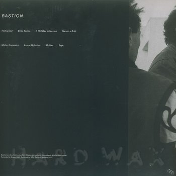 Cover art - Bastion: Basion