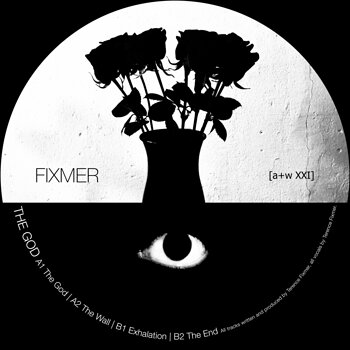 Cover art - Fixmer: The God