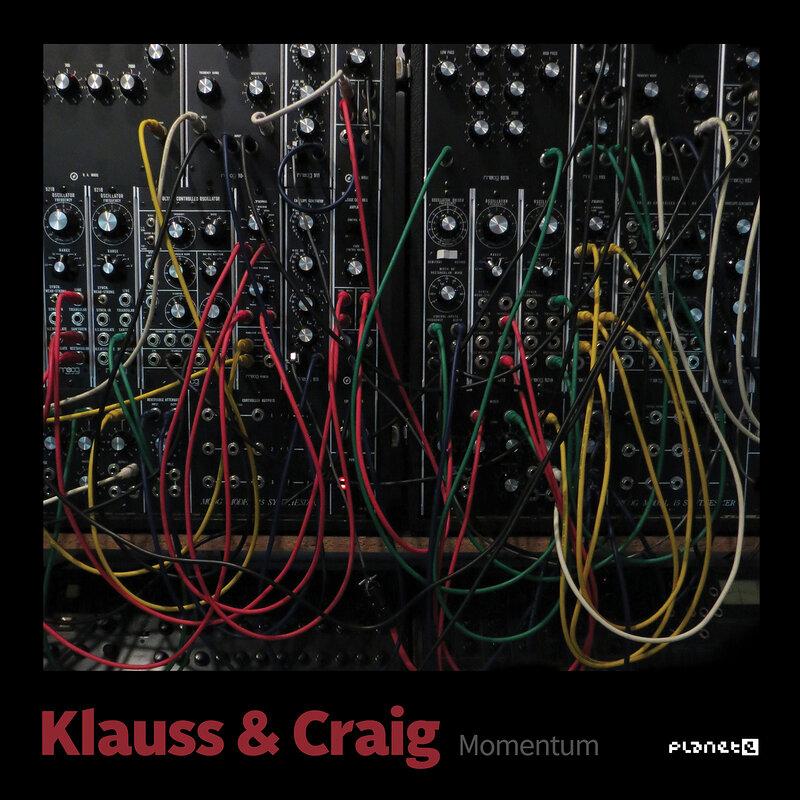 Cover art - Klauss & Craig: Momentum