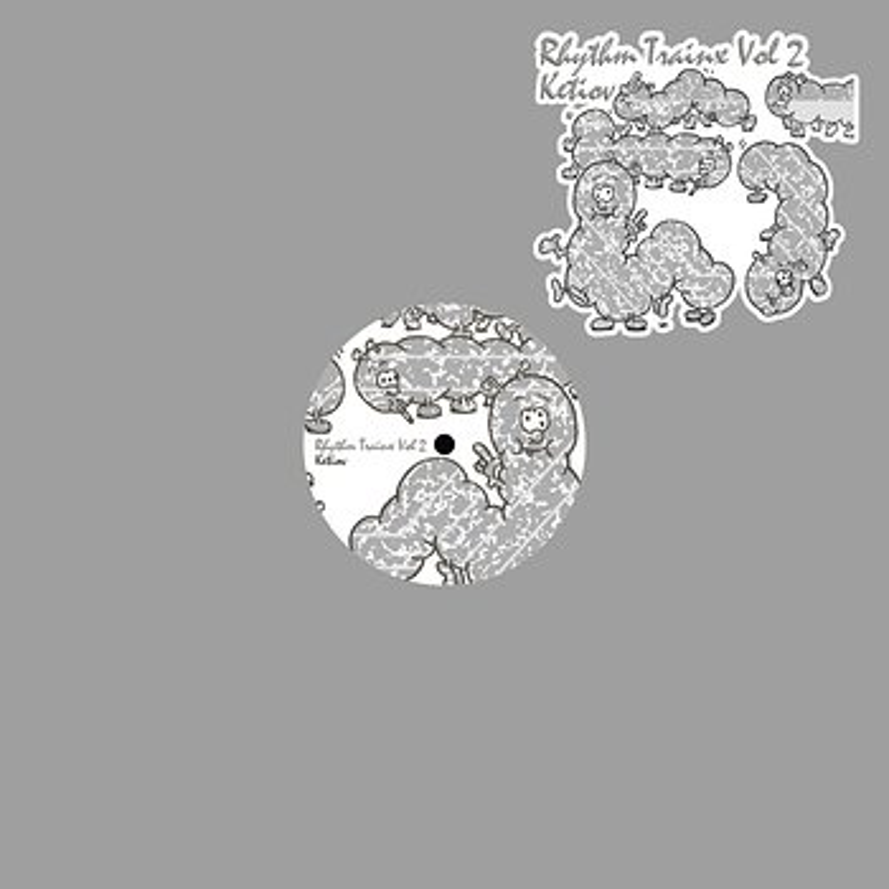 Cover art - Ketiov: Rhythm Trainx Vol. 2