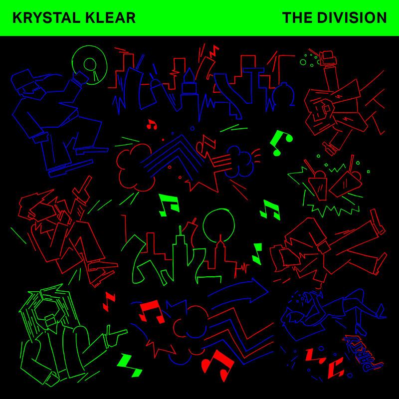Cover art - Krystal Klear: The Division
