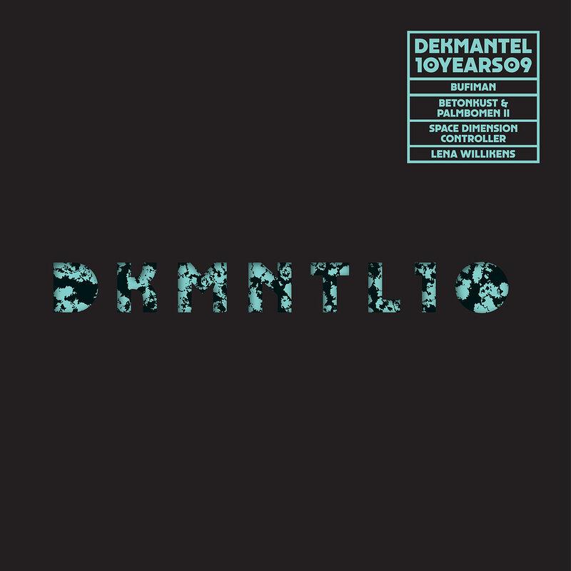 Cover art - Various Artists: Dekmantel 10 Years 09