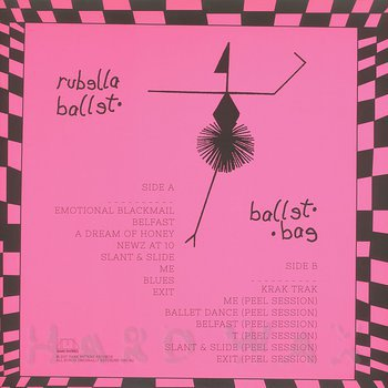 Cover art - Rubella Ballet: Ballet Bag