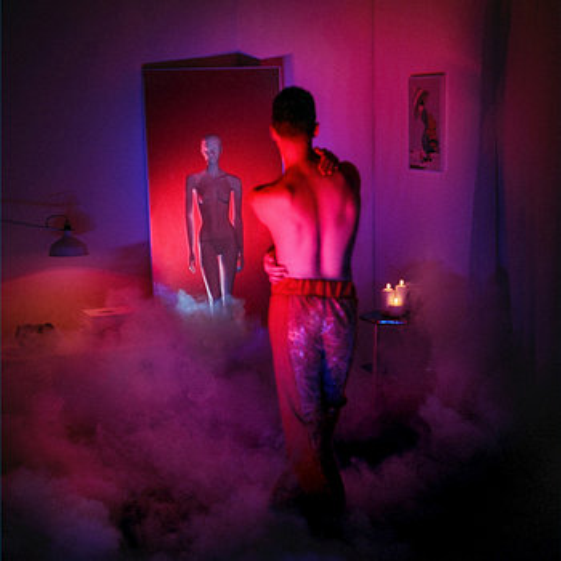 Cover art - Solitary Dancer: Dualism