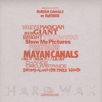 Cover art - Rich La Bonté: Mayan Canals