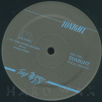 Cover art - Tony Moore D.J.: Tonight
