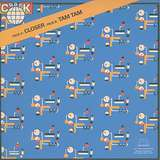 Cover art - Codek: Closer / Tam Tam