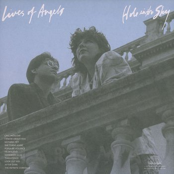 Cover art - Lives Of Angels: Hole in the Sky