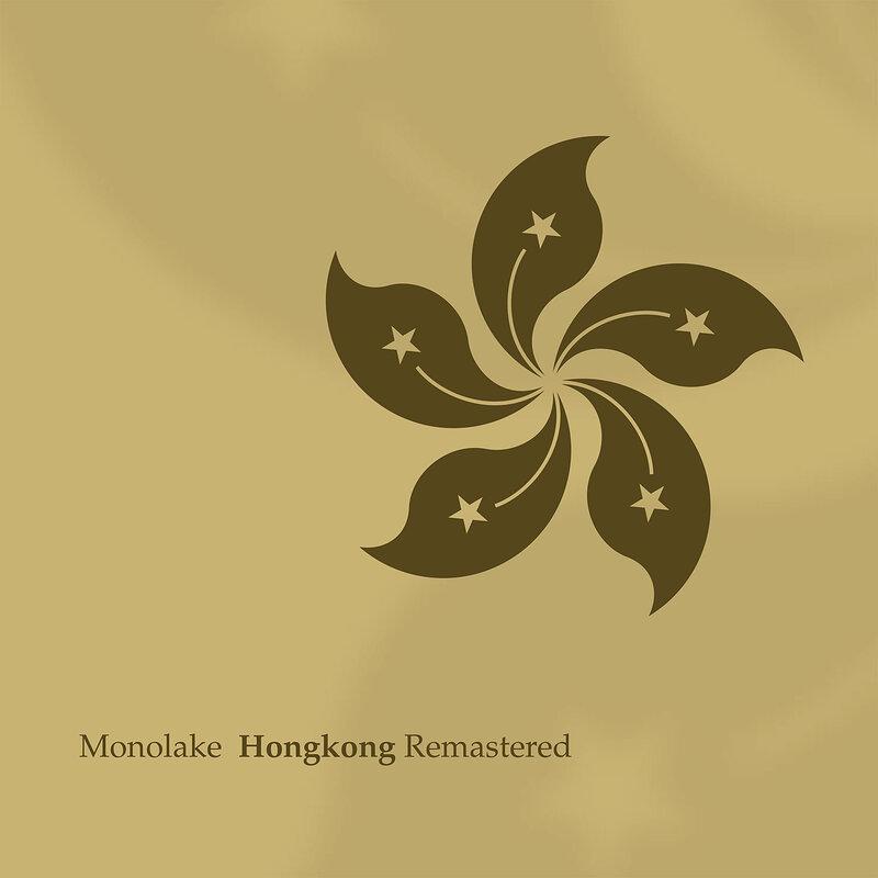 Cover art - Monolake: Hongkong