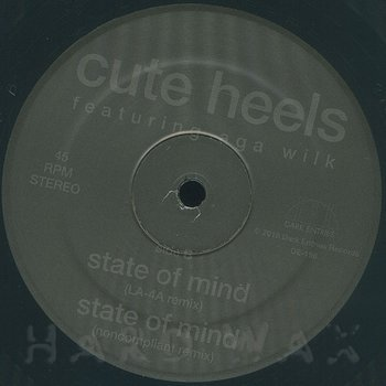 Cover art - Cute Heels: State of Mind