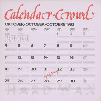 Cover art - Calendar Crowd: Perfect Hideaway