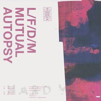 Cover art - L/F/D/M: Mutual Autopsy