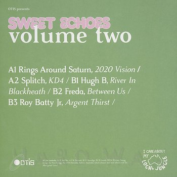 Cover art - Various Artists: Sweet Echoes Vol.2