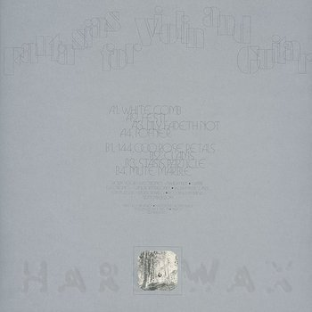 Cover art - Maarja Nuut & Sun Araw: Fantasias for Violin & Guitar