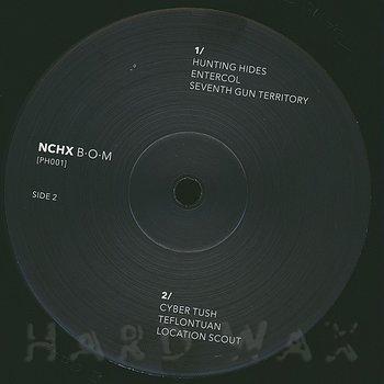 Cover art - NCHX: B O M