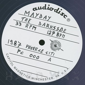 Cover art - Mayday: The Dark Side