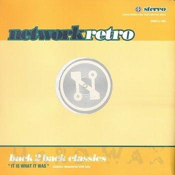Cover art - Various Artists: Network Retro - Back 2 Back Classics 8