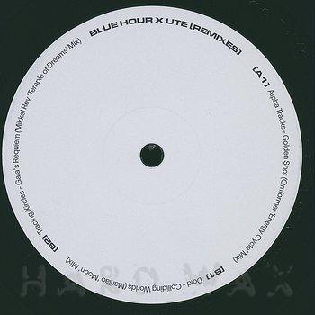 Cover art - Various Artists: Blue Hour X UTE (Remixes)