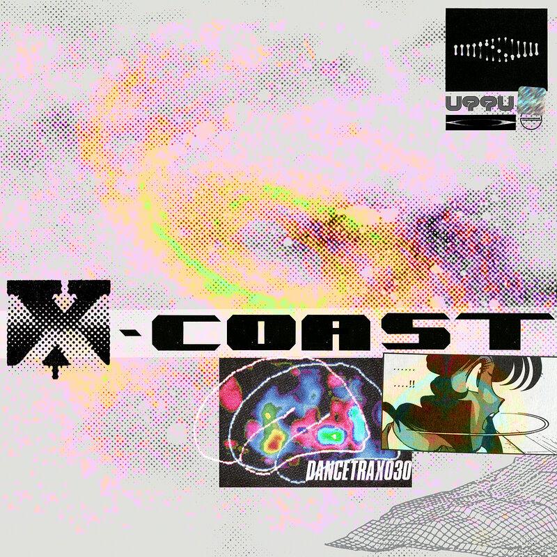 Cover art - X-Coast: Synthetic Dreams EP