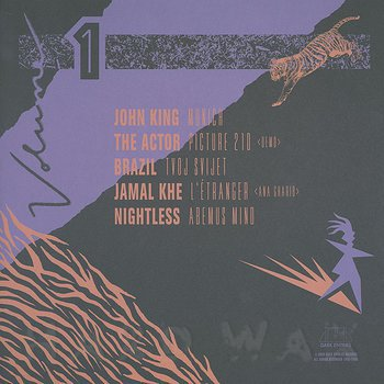 Cover art - Various Artists: Endangered Species, Vol. 1