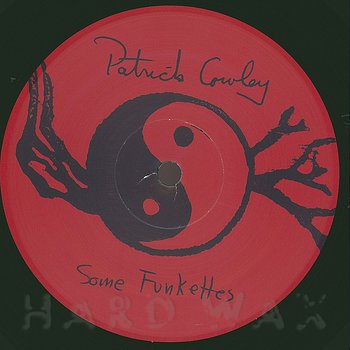 Cover art - Patrick Cowley: Some Funkettes