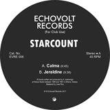 Cover art - Starcount: Calma/Jeraldine