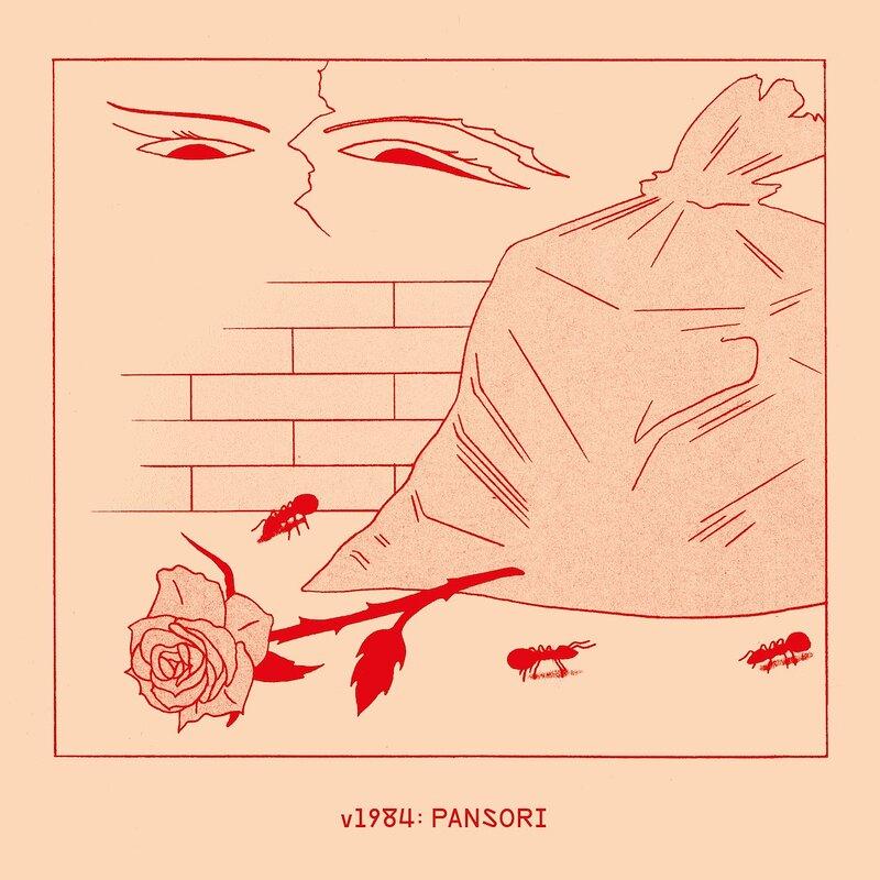 Cover art - v1984: Pansori