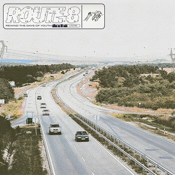 Cover art - Route 8: Rewind The Days of Youth