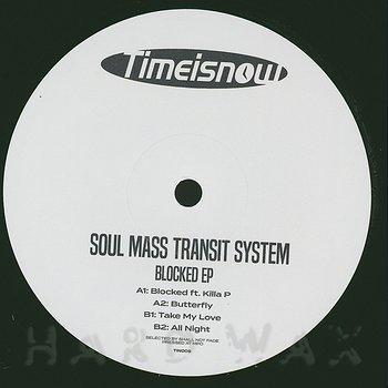 Cover art - Soul Mass Transit System: Blocked