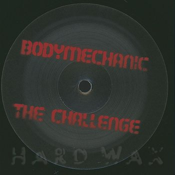 Cover art - DJ Body Mechanic: The Chellenge